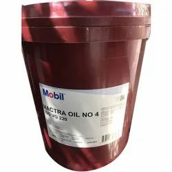 Mobil Vactra Oil No 4, Unit Pack Size: 20 Litre, Grade: Iso Vg 220