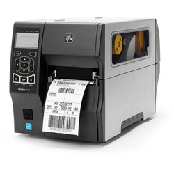 Black Zt411 Zebra Industrial Printer, Model/Type: Zt400 Series
