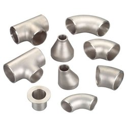 SS Flanges & Fittings