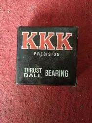 Stainless Steel KKK Trust Bearing, Packaging Type: Box