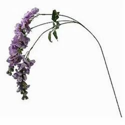 Purple Orchid Hanging Stick