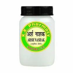 K. K. Pharmacy Arsh Nashak Capsule, 50 Capsules, Packaging Type: Box