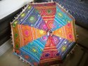 Embroidered Decorative Umbrella