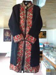 Full Sleeve Ari Wrok Cashmere Jacket