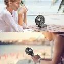 Mini Fan With Power Bank