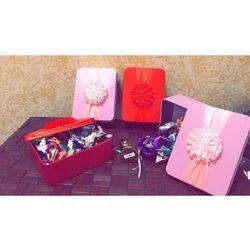 Chocolate Tin Gift Boxes