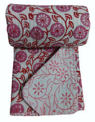 Cotton Reversible Baby Quilts