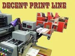 Multi Color Bag Printing Machine
