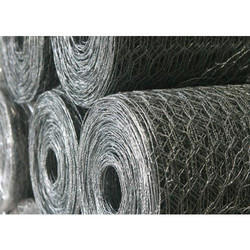 Iron Silver Hexagonal Wire Netting Roll, For Agricultural,Industrial