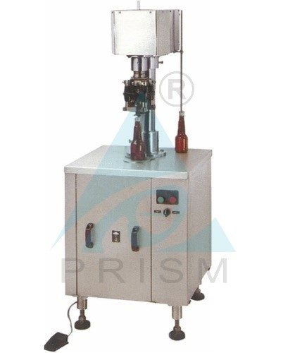 Prism Semi Automatic ROPP Cap Sealing Machine