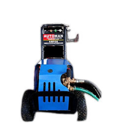 5 Hp Cast Iron Hi Jet Car Washer