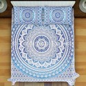 Mandala Tapestry Bedding Set with Pillow Cover