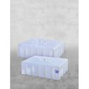 White Double And Single Layer Aquatech Loft Water Tank