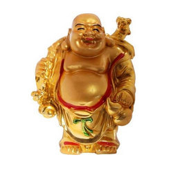 Auspicious Feng Shui Laughing Buddha Showpiece