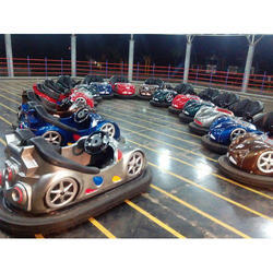 Floor Pickup Bumper Cars