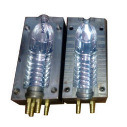 IMPORTED ALUMINIUM Plastic Bottle Mould one ltr, Capacity: 1 Litre, for Packaging