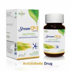Anti Diabetic Drug, Packaging Type: Bottle