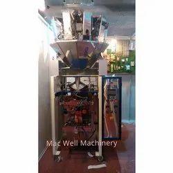 Collar Type 10 Head Multihead Weigher Packing Machine