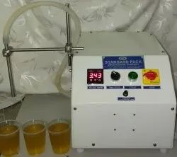 Table Top Oil Filling Machine