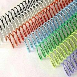 PVC Spiral Ring