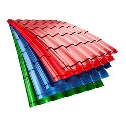 Painted Galvanized Iron Sheet