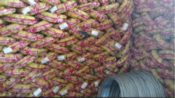 ASI Black MS Binding Wire, For Construction, Quantity Per Pack: 20-30 kg