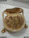 Embroidered Wedding Potli