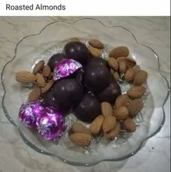 Homemade Choclate Rosted Almond Choclates