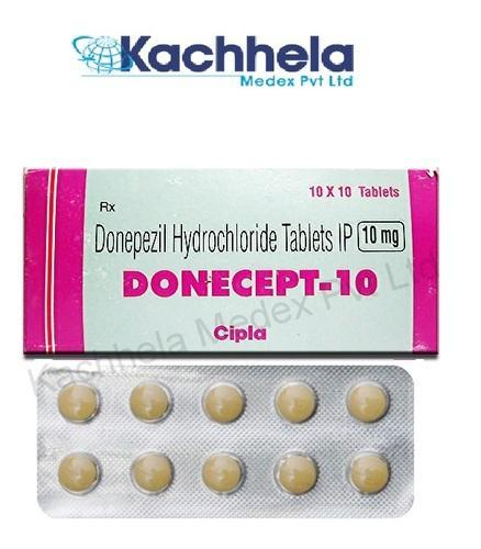 Donepezil (10mg) Tablet