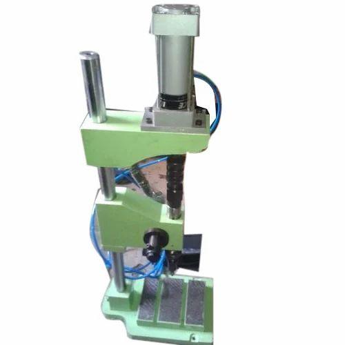 Semi Automatic Upto 12 mm Industrial Pneumatic Riveting Machine, | ID:  19847150688
