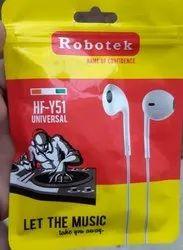 Hf-y51 universal earphones
