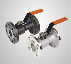 L&T Single Piece Ball Valve