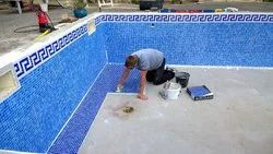 Swimming Pool Tiling Services