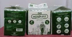 AVM Super Dry Hospi Fit Medium Adult Diapers