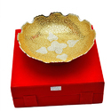 Traditional Silver & Gold Plated Bowl
