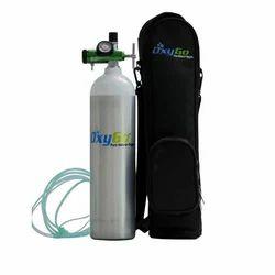 Lightweight Aluminum Oxygen Cylinders