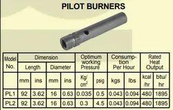 Brass PILOT BURNERS