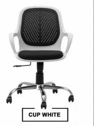 Silver Arrow, Cup White Chair