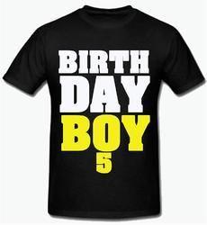 Sprinklecart 5th Birthday T Shirt For Boys