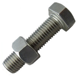 Stainless Steel Bolt, Size: 50