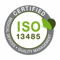 ISO 13485:2016 (Medical Devices Quality Management System ), For Manufacturing, New Certification
