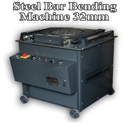 32mm Bar Bending Machine