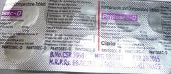 Pantosec Tablets