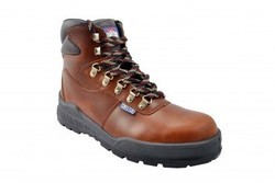 Safetix Trainix Brown Safety Shoes