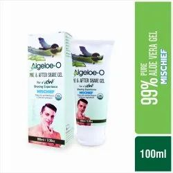 Algeloe-O Pre & After Shave Gel - Mischief