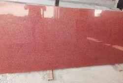 Khalda Red Granite Slab