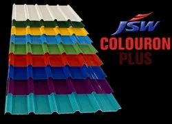 Jsw Colour Coated Sheets