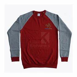 Raglan Corporate Sweatshirt, Size: Large And XL