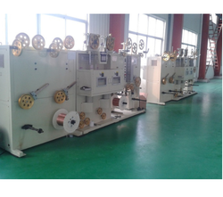 Servo Controlled Vertical Paper Taping Machine