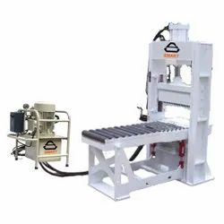 Stationary Rock Splitter and Rock Cutting Machine
